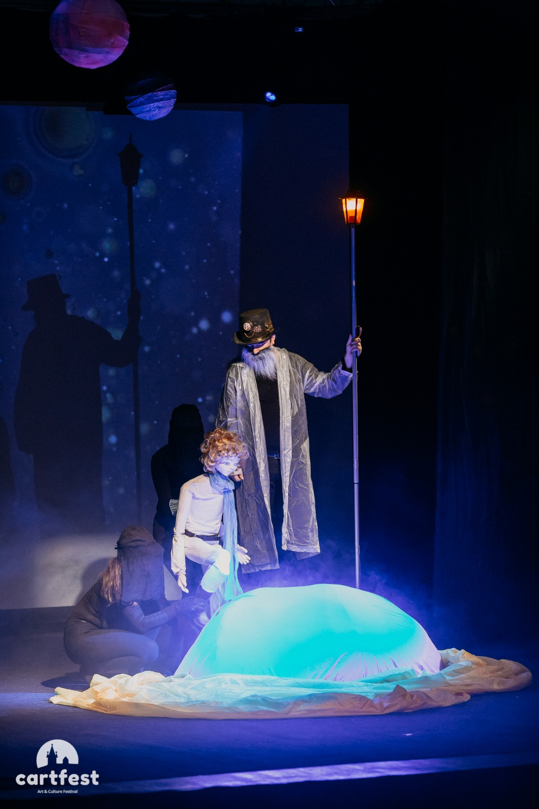 The Little Prince - The Lamplighter